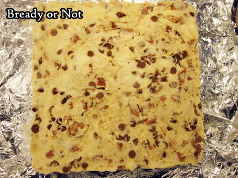 Bready or Not Original: Snickerdoodle Quick Fudge