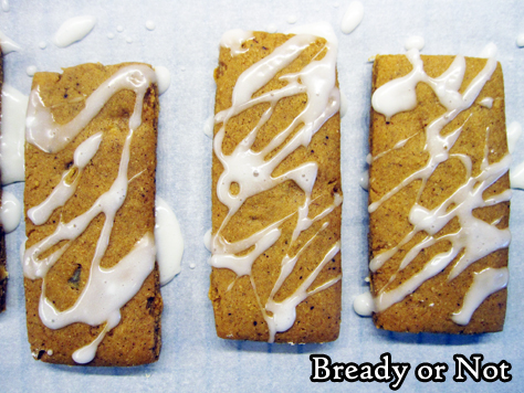 Bready or Not: Lebkuchen