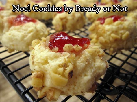 Bready or Not: Noel Cookies