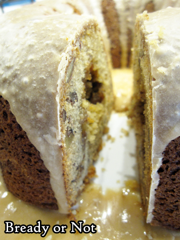 Bready or Not Original: Brown Butter Coffee Bundt Cake