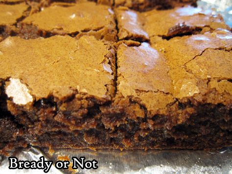 Bready or Not Original: Classic Brownies