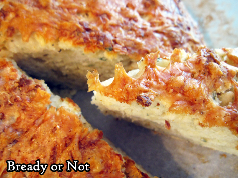 Bready or Not: Irish Cheddar Soda Bread