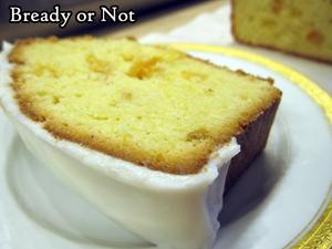 Bready or Not: Glazed Citrus Loaf Cake