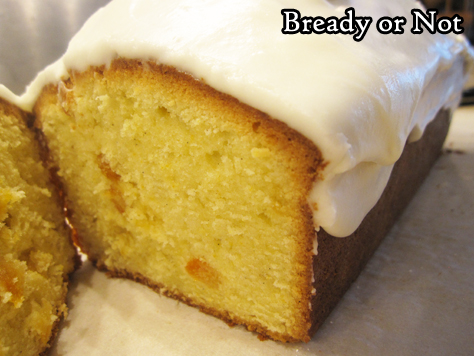 Bready or Not: Glazed Citrus Loaf Cake