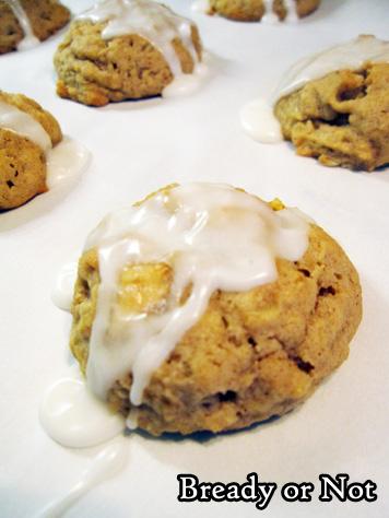 Bready or Not Original: Apple-Oat Cookies