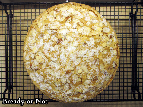 Bready or Not: Almond Cake