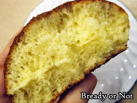 Bready or Not Original: Food Processor Brioche Rolls