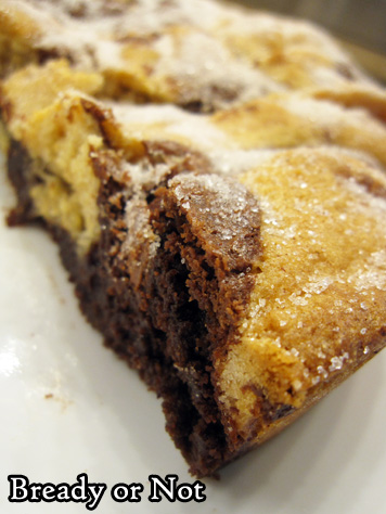 Bready or Not: Snickerdoodle Brookie