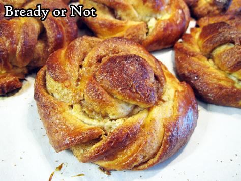 Bready or Not: Swedish-Style Cardamom Buns