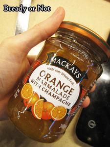Bready or Not Original: Marmalade Pecan Bread