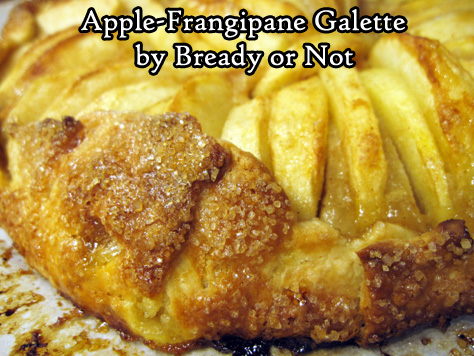 Bready or Not Original: Apple-Frangipane Galette