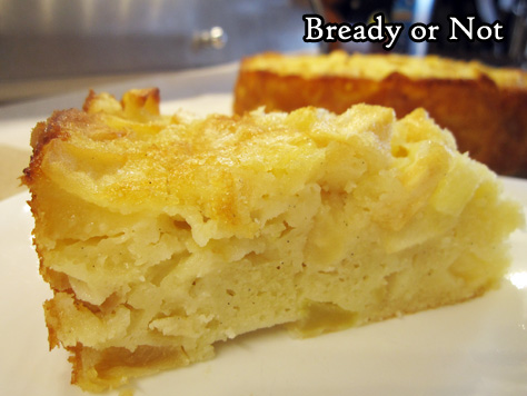 Bready or Not: French Apple Cake in a Springform Pan